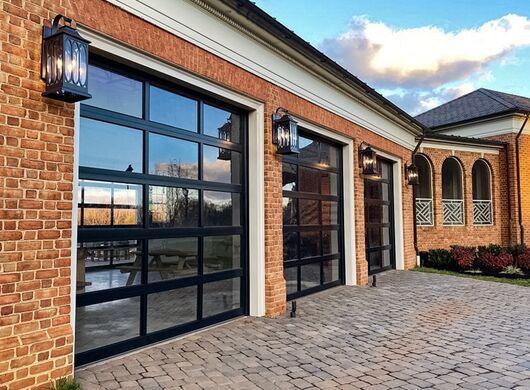 Medium (150dpi)-Doortek garage doors 10x10 full view black